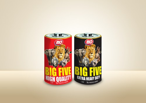 Batteries Big Five