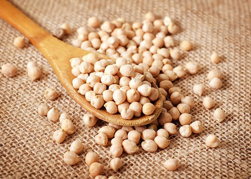 White Chick Peas