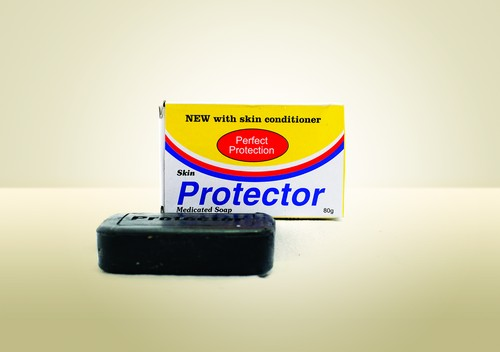 Skin Protector Medicated Soap