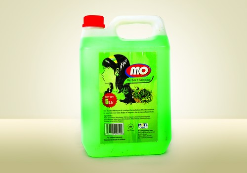 Mo Herbal Shampoo 5 Ltr