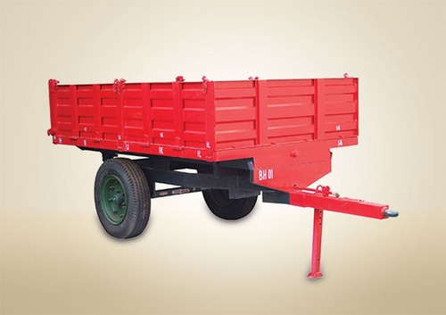 Non Tipping trailer