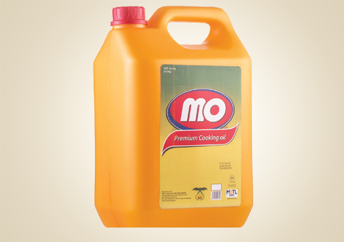 MO PREMIUM COOKING OIL 5L